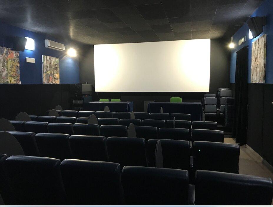 Cinema Palma Trevignano ©Stefano Scanu
