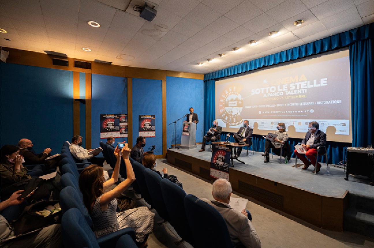 CineVillage Parco Talenti Conferenza