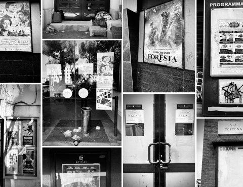 Sale Cinematografiche © stefano scanu