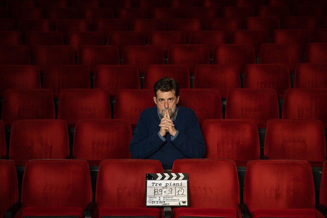 'Tre piani' di Nanni Moretti al cinema